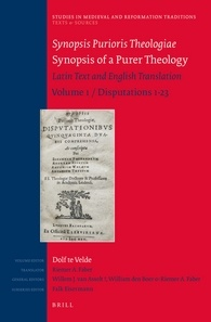 Synopsis Purioris Theologiae book cover