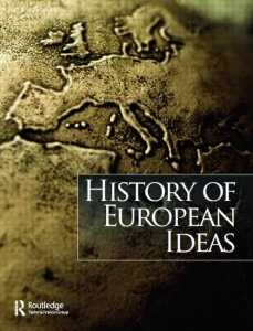History of European Ideas